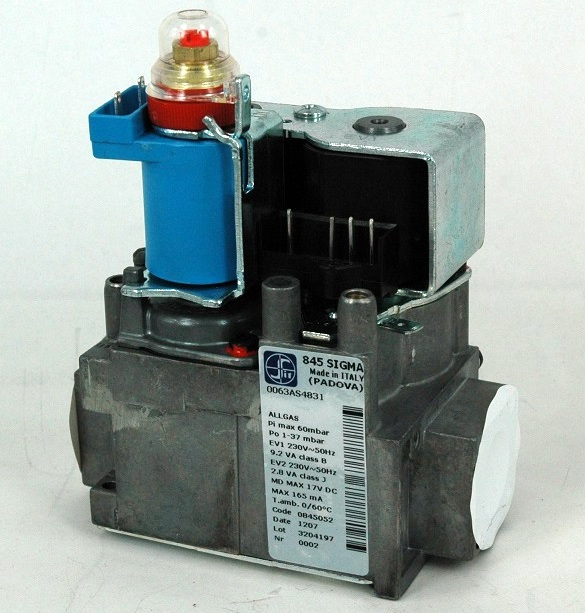 Gas valve Sit 845 Sigma
